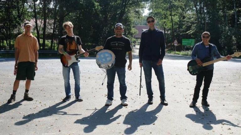 """Equipment für die """"Bockum Band"""""""