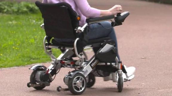 Anschaffung eines elektrischen Rollstuhls