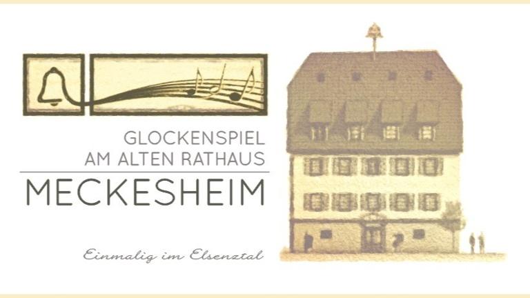 Glockenspiel am Alten Rathaus Meckesheim