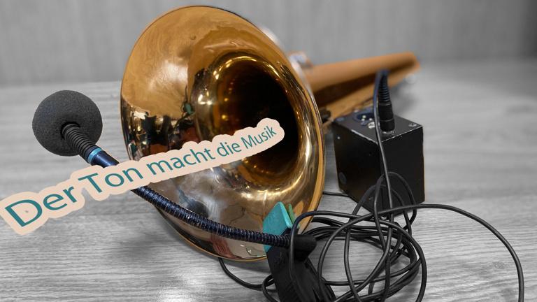 Neue Mikrofone für die TKI