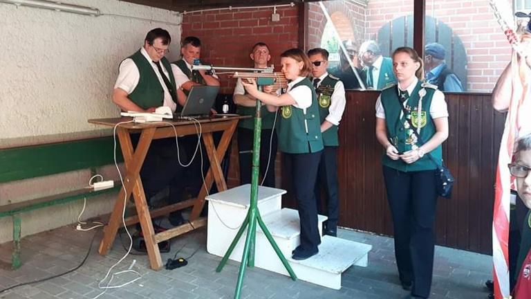 Neues Infrarotgewehr für die Jugend