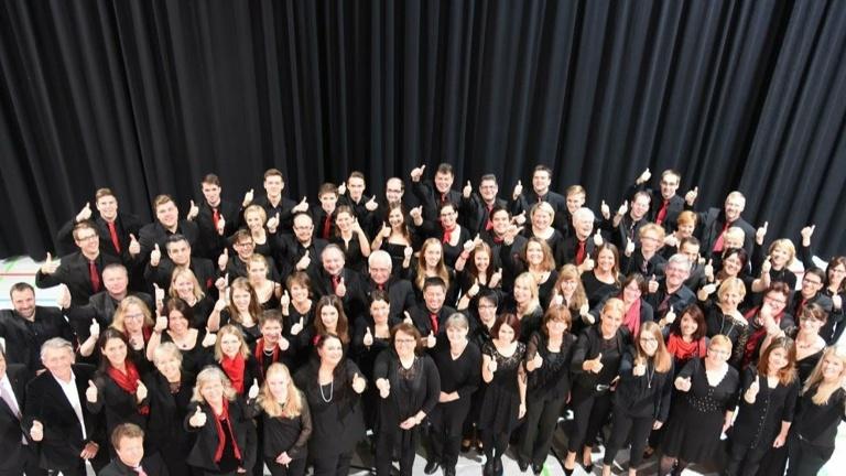 Stadtmusik Stockach goes USA 2017