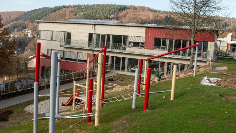 Spielanlage Minneburgschule