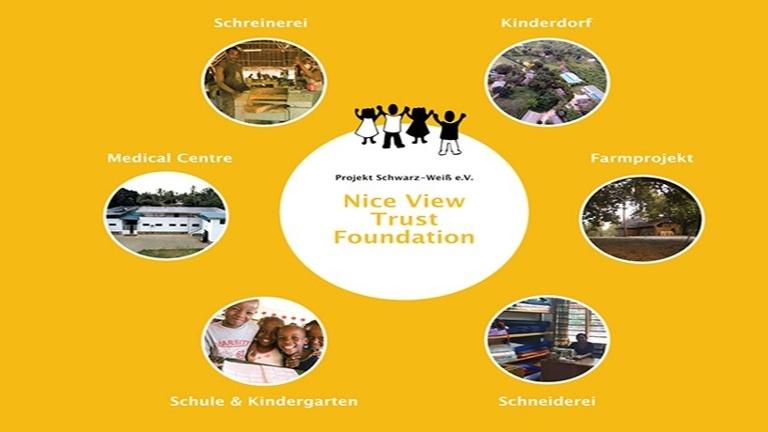 Dacherneuerung -Nice View Medical Centre - Kenia
