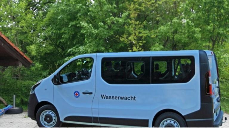 Mannschaftsbus für die Wasserwacht