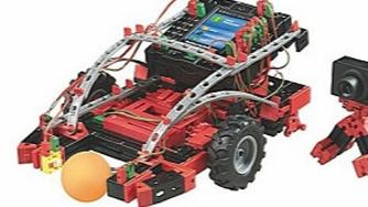 Roboter an der Ohmtalschule