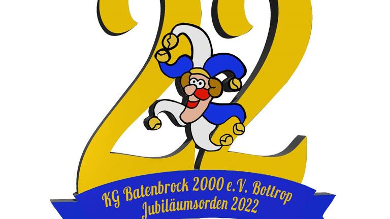Jubiläumssession 2022 KG Batenbrock 2000 e.V.
