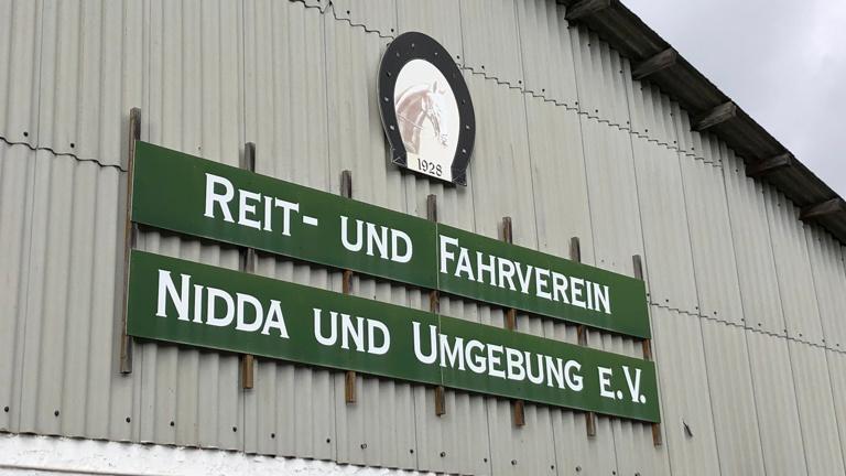 Dressurviereck für den Reit- und Fahrverein Nidda e.V.