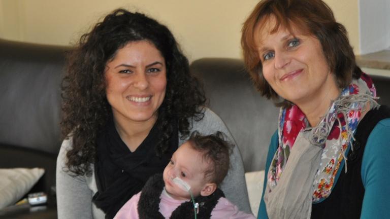 Sozialmedizinische Nachsorge für kranke Kinder