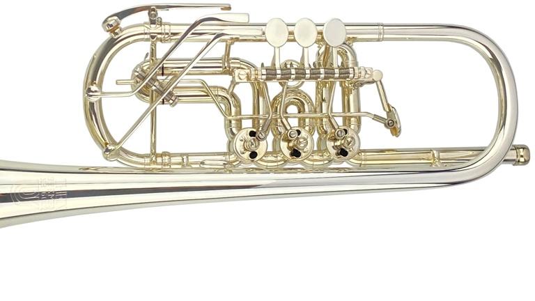 Anschaffung einer neuen C-Trompete