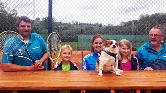 Tennis für die Jüngsten