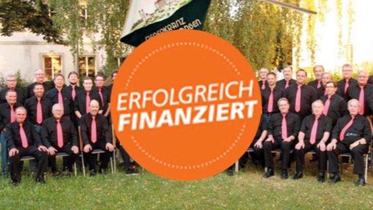 Crowdfunding Liederkranz Ellwangen Renovierung der