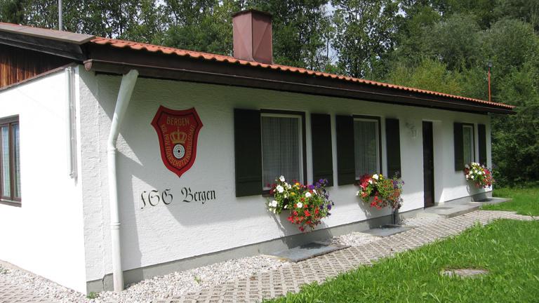Modernisierung Schießstand FSG Bergen
