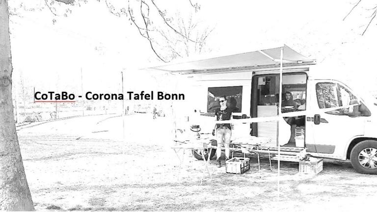 CoTaBo - Corona Tafel Bonn