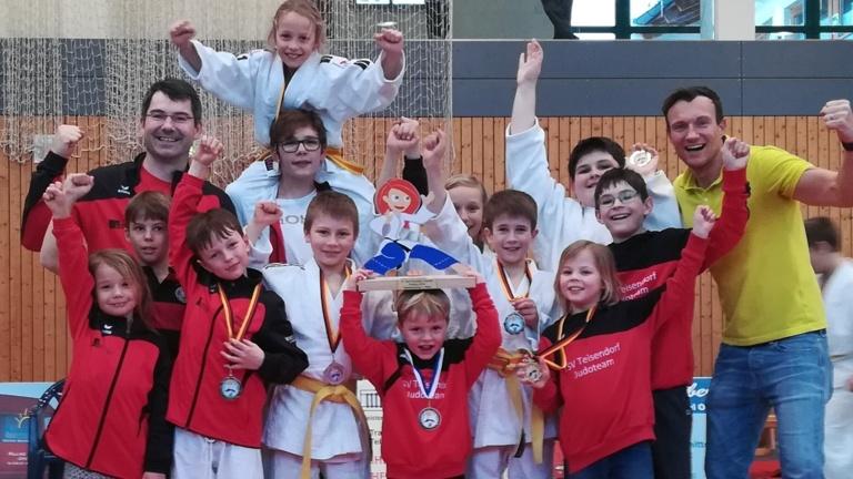 Judomatten für eine starke Jugend