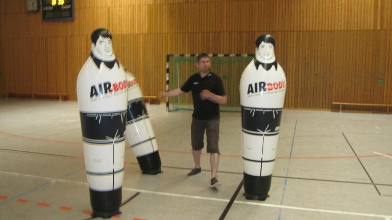 Air Bodies für modernes und abwechslungsreiches Training