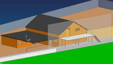 Sanierung Sportheim