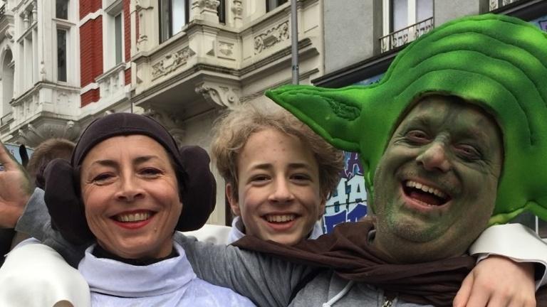 Wir am RMG – Kinderkarneval mit Tradition