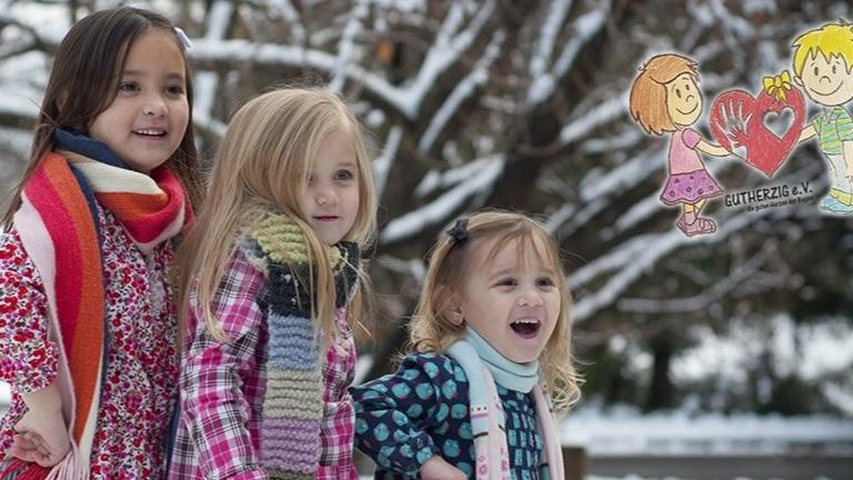 Weihnachtsgeschenke für 1.500 arme Kinder