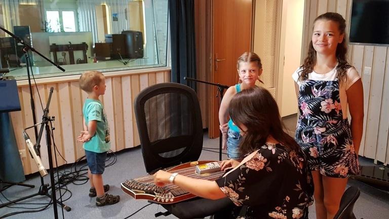 Unterstützung frühmusikalischer Musikpädagogik