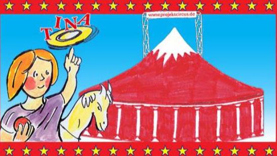 Der Zirkus kommt und macht aus Grundschulkindern Stars in der Manege