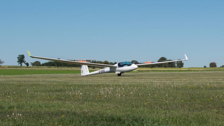 Neues Segelflugzeug für den Leistungssport