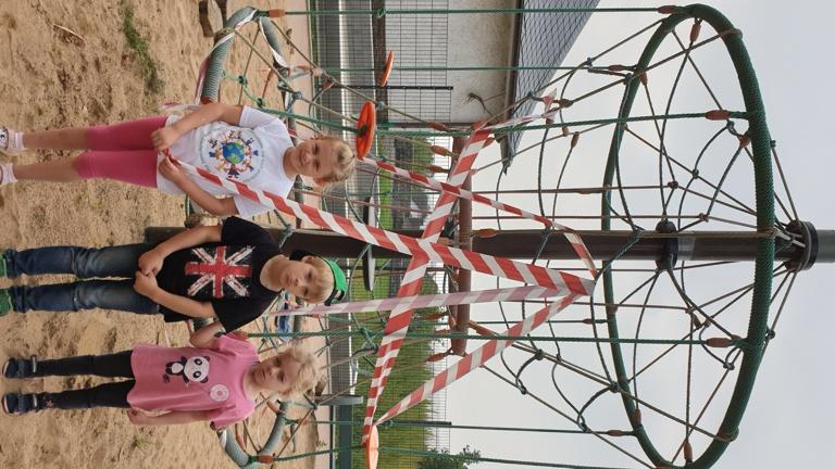 Kletterturm Kindergarten