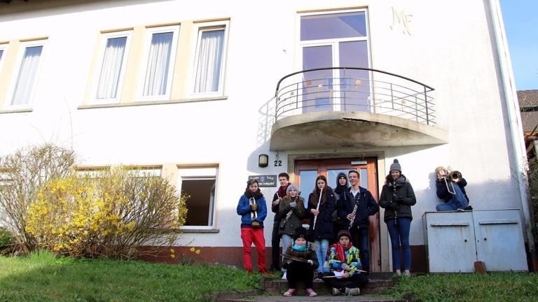 Keine offene Tür mehr beim Musikhaus Frielingsdorf