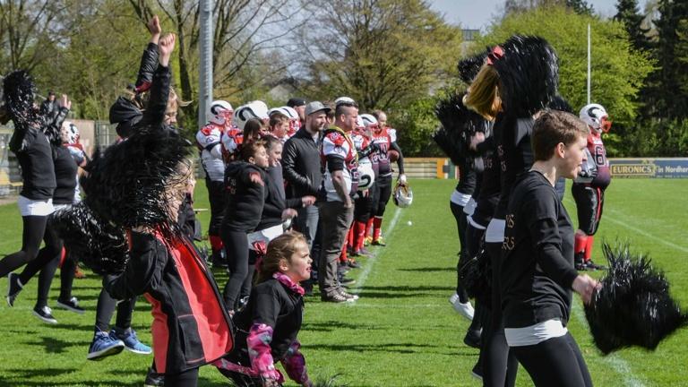Vikings Football Jugendabteilung & Cheerleading