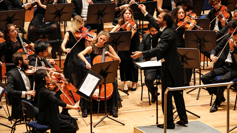 Italienreise Neue Philharmonie München