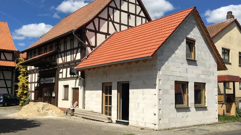 Inneneinrichtung An-/Neubau Sportheim SVH