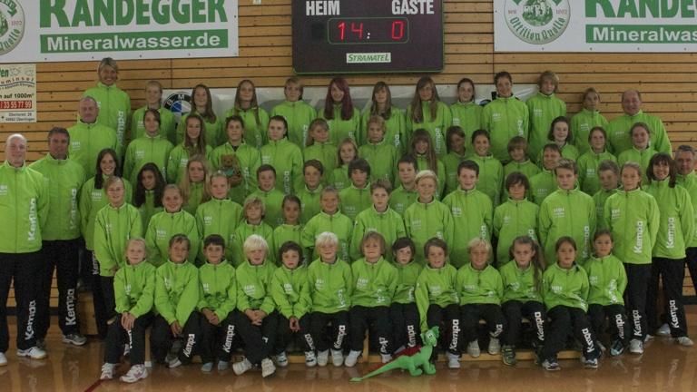 Trainingsdummies für die Handball Jugend