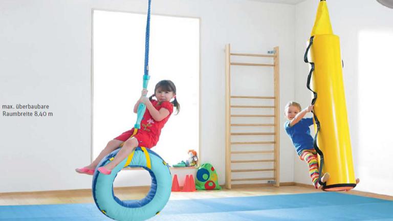 Indoor Spiel- und Bewegungsraum