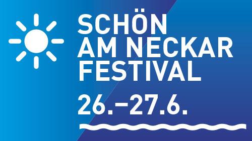 """""""Schön am Neckar"""" ein Festival für Nürtingen"""