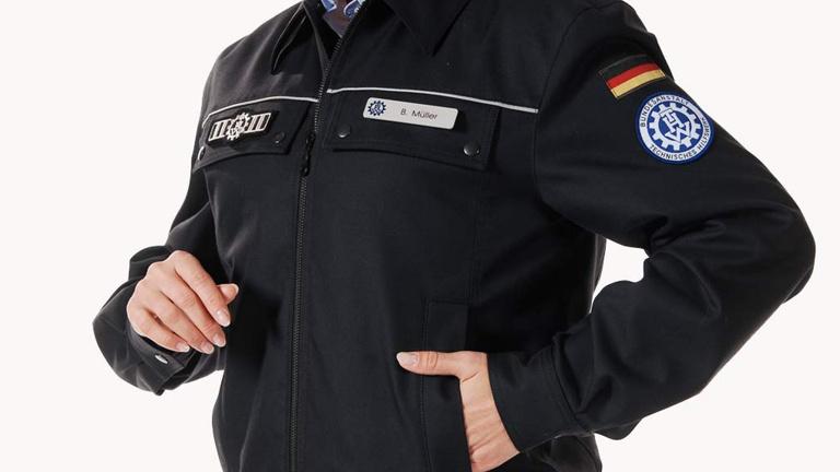 Einheitliche Uniformen - Tagesdienstkleidung