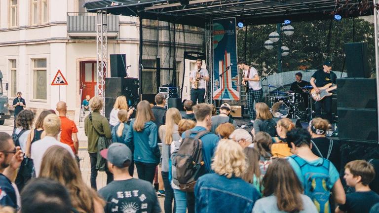 Musikmeile Chemnitz 2020