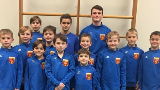 Wettkampfkleidung für die Jugend-Leistungsriege