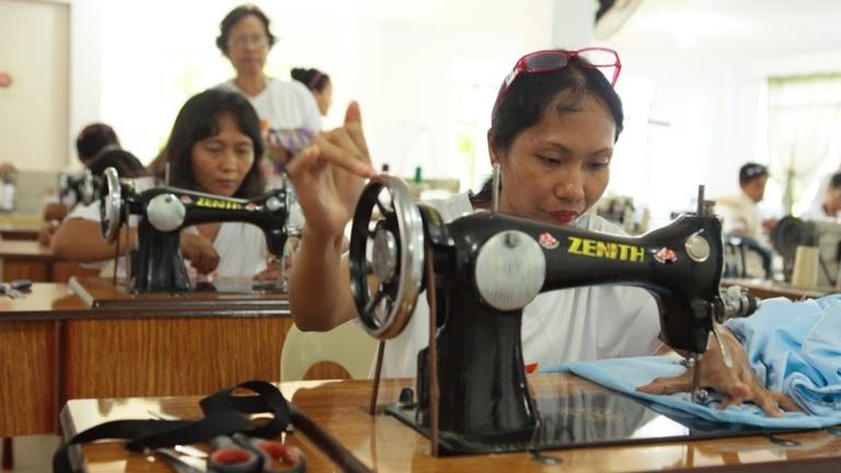 Philippinen: Mit Ausbildungen aus der Krise