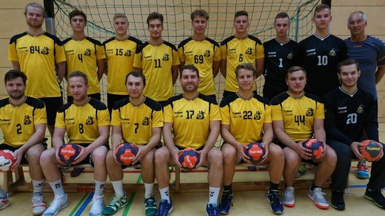 Trikots für Aktive Herren - Handball Neckargemünd