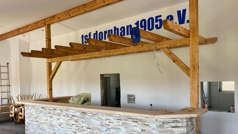 Modernisierung TSF Sportheim