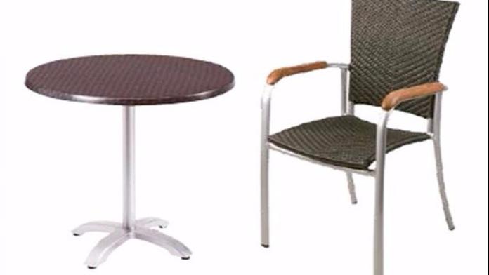 Outdoor Sitzgruppen für die Fachklinik