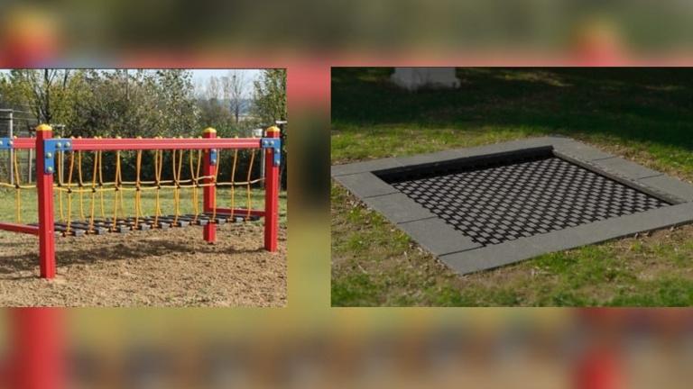 Erneuerung Spielplatz Jühnde/Barlissen