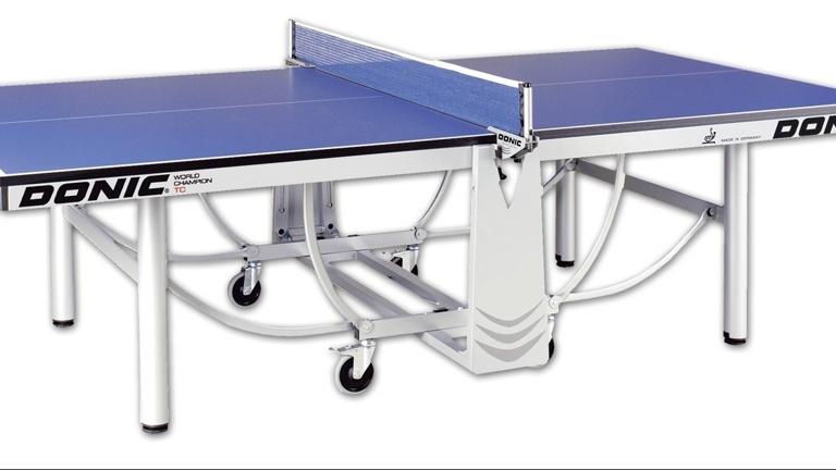 Neue Tischtennisplatten