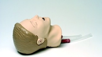 Intubationskopf für Reanimationpuppe