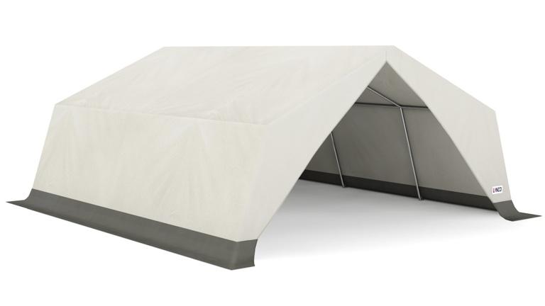 Neue Zelte für das KJKO-Zeltlager