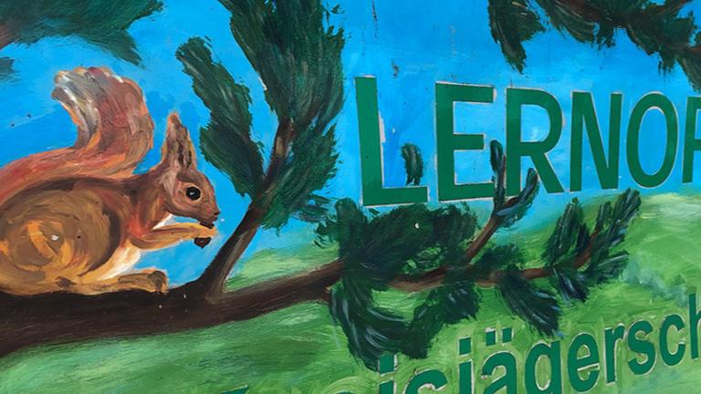 Lernort Natur – Die rollende Waldschule