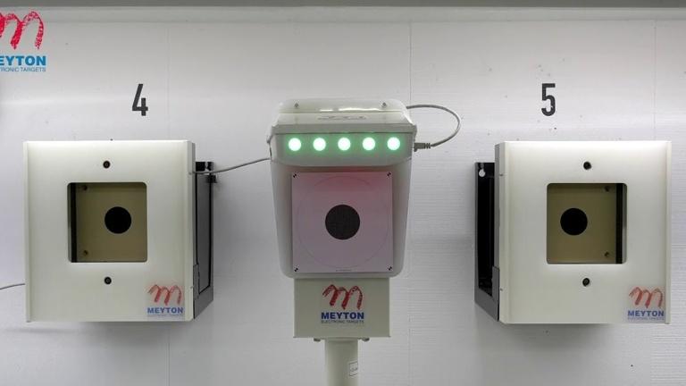 Laserschießanlage von Meyton