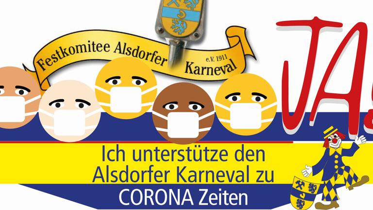 Corona-Pin