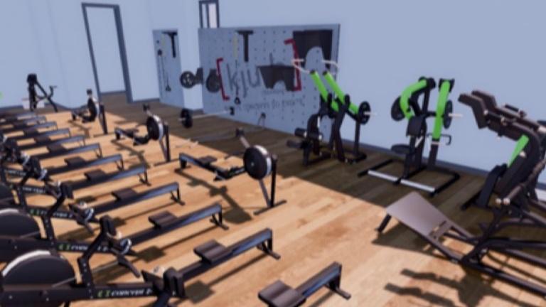 Neue Sportgeräte für unseren Fitnessraum