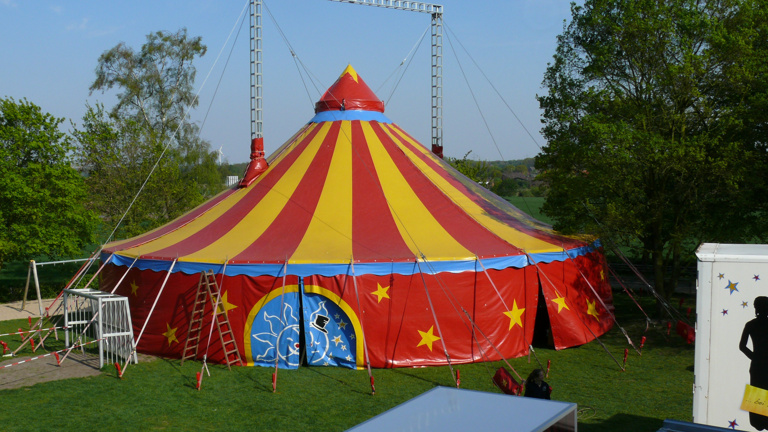 Zirkusprojekt der Regenbogenschule Steinfurt
